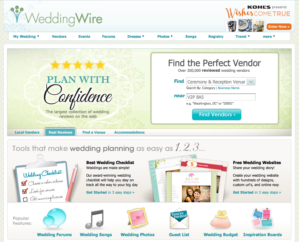Promotion – Wedding Wire Gets Bad Reviews | Rob Moses Photography