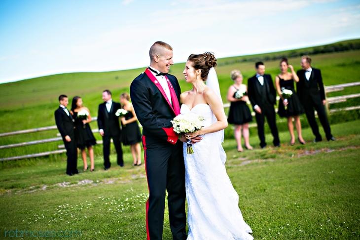 Marae & Travis 16 Calgary Wedding - Rob Moses Photography - Vancouver Seattle