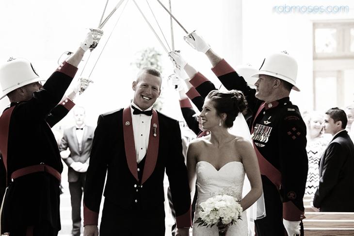 Marae & Travis 5 Calgary Wedding - Rob Moses Photography - Vancouver Seattle