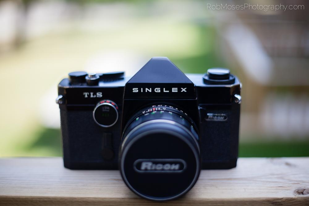 50mm 1.8 @ f/1.8