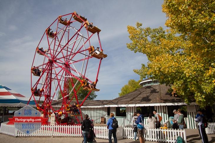 18 Heritage Park Calgary Alberta Canada - Rob Moses Photography - faris wheel