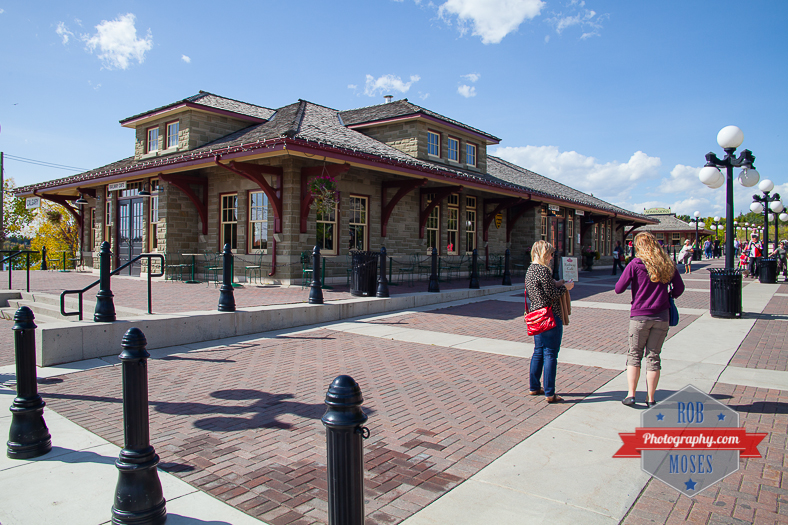 3 Heritage Park Calgary Alberta Canada - Rob Moses Photography old building train station