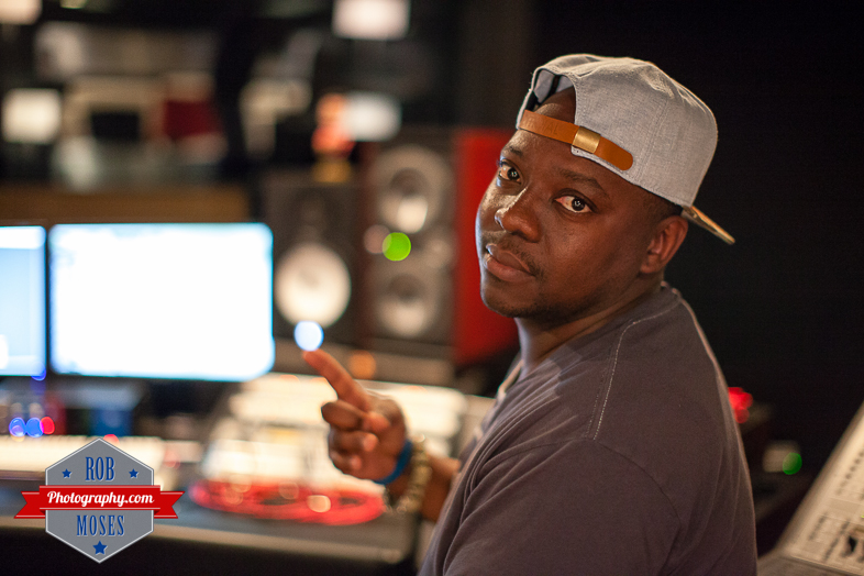 1 Mr Blackmen Hip hop studio Toront0 NYC Calgary studio rap rapper famous celbrity- Rob Moses Photography - Photographer