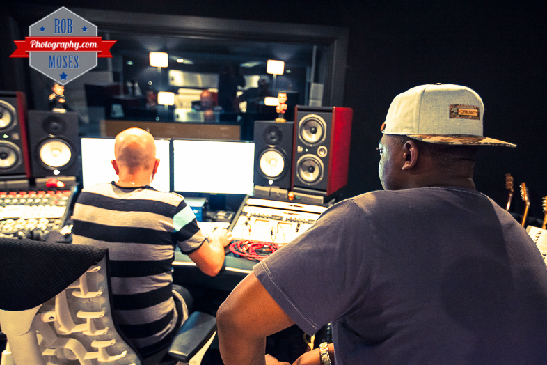 3 Mr Blackmen Hip hop studio Toront0 NYC Calgary studio rap rapper famous celbrity- Rob Moses Photography - Photographer