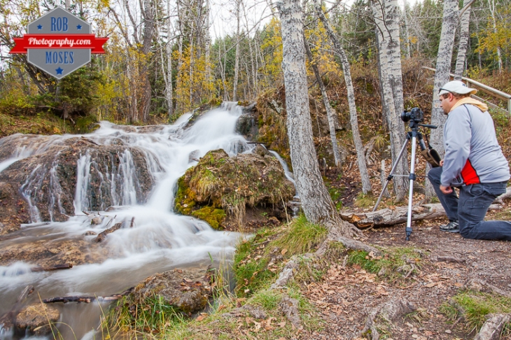 Alberta Country Waterfall famous Canada nature landscape - Rob Moses Photography - Photographer 3.3