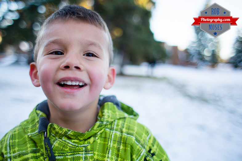Canon 5Diii 5D3 5D mark iii famous 28mm 1.8 prime lens Boy winter bokeh smile 2 - Rob Moses Photography