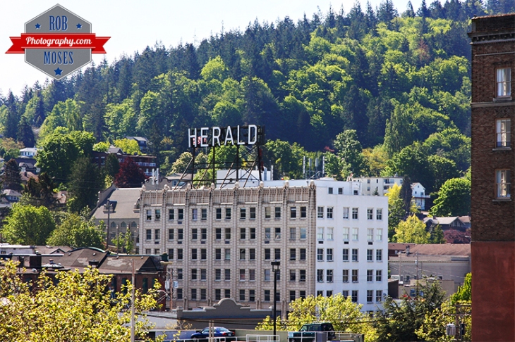Bellingham Washington USA Herald News newspaper WA Best town america PNW - Rob Moses Photography