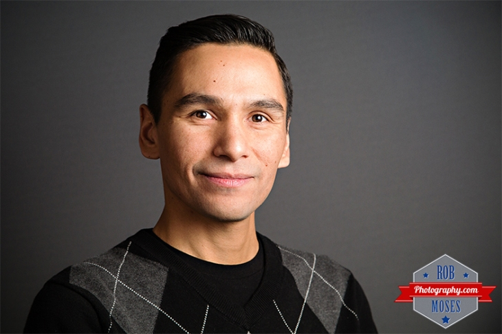 Wordpress Self Portrait Native American - Rob Moses Photography - Photographer - famous Tlingit