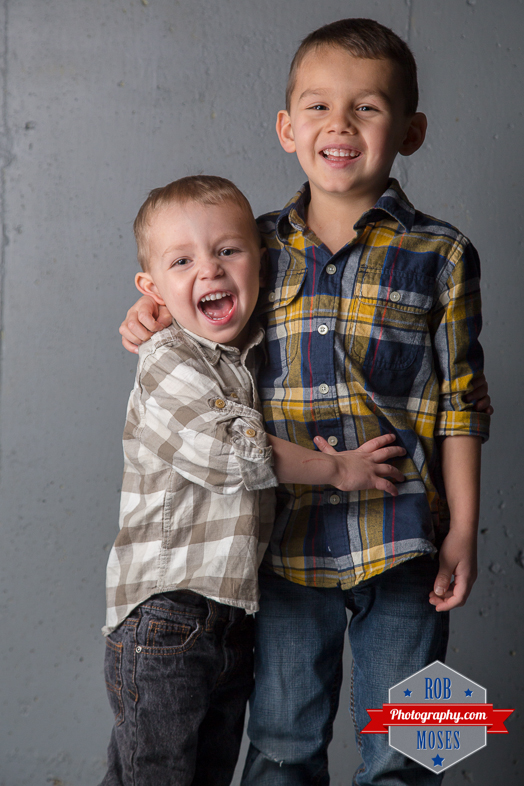 Brothers photo shoot