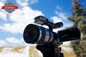 blog Sony VG20 video camera handycam sky - Rob Moses Photography - youtube video production Calgary Vancouver Seattle
