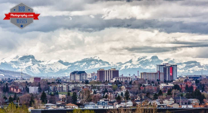 Blog Calgary Alberta Canada Rockies Rocky Mountains YYC city buildings SAIT College Bridgeland Renfrew - Rob Moses Photography - Vancouver Seattle Photographer - Native American Tlingit