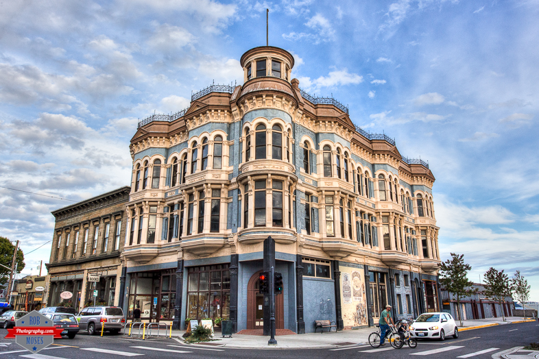 Hastings Building Port Townsend WA Washington State Architecture Victorian 1889 Beautiful - Rob Moses Photography - Vancouver Seattle Calgary Photographer Photographer Native American Famous Tlingit Ojibawa Top Popular Best Canadian Lifestyle