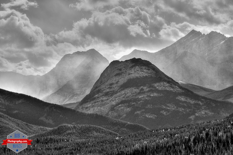 Blog Kananaskis Country Alberta Rocky Mountains Mist Moutnain Landscape Nature - Rob Moses Photography - Vancouver Seattle Calgary Photographer Photographers Native American Famous Tlingit Ojibawa Top Popular Best Good Canadian Awesome Lifestyle