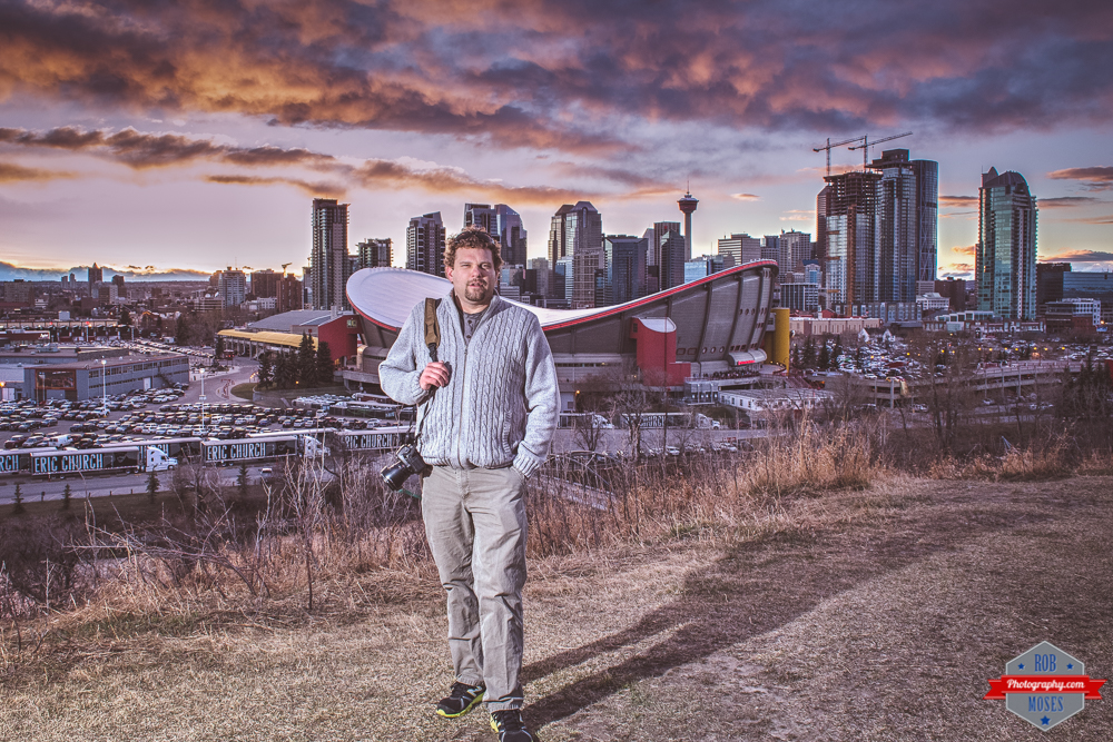 Nathan Somes friend buddy Dusty Rivers YYC Skyline sky city sunset flash Rob Moses Photography Calgary Photographer Photographers Native American Famous un celebrity Tlingit Ojibawa Top Popular Best Good Canadian