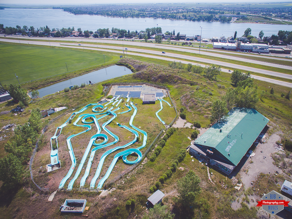 abandoned Water Park slides creepy yyc Waterslides Chestermere - Rob Moses Photography Calgary Photographer Photographers Native American Famous un celebrity Tlingit Ojibawa Top Popular Best Good Canadian 3