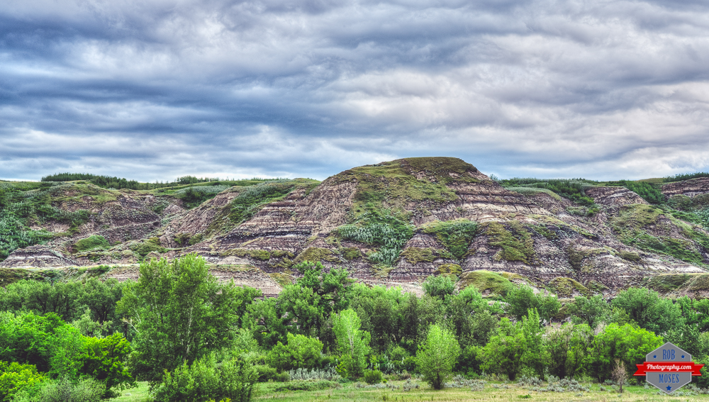 Drumheller Landscape hills crazy storm clouds Rob Moses Photography Calgary Photographer Photographers Native American Famous un celebrity Tlingit Ojibawa Top Popular Best Good Canadian