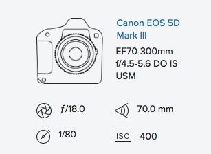 exif data rob moses canon 5d mark iii 70-300mm DO IS