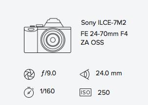 exif data rob moses a7ii 24-70mm