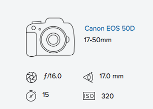 canon 50d tamron 17-50mm vc rob moses exif data