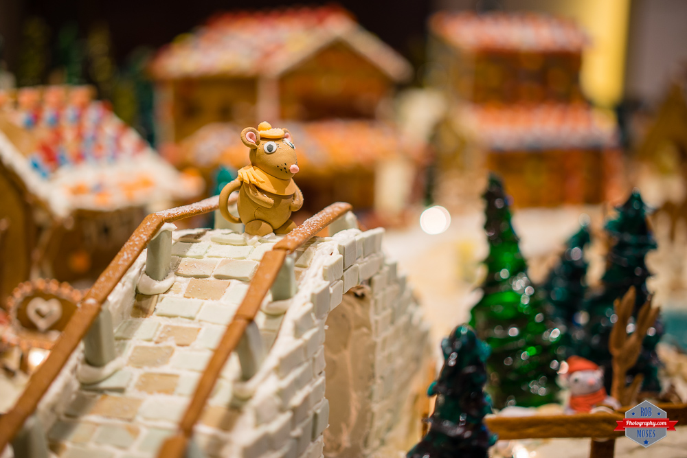 Mouse gingerbread house bridge town tasty awesome portland Rob Moses Photography Calgary Vancouver Seattle Spokane Photographer WA BC Native American Tlingit Ojibaway famous un celebrity Canadian best