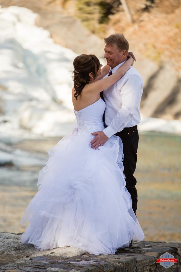 Lisa George Banff Wedding-15