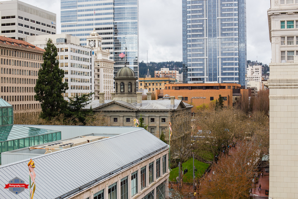 PDX downtown urban city buildings beautiful Oregon OR USA Rob Moses Photography Calgary Vancouver Seattle Spokane Photographer WA BC Native American Tlingit Ojibaway famous un celebrity Canadian best Portland