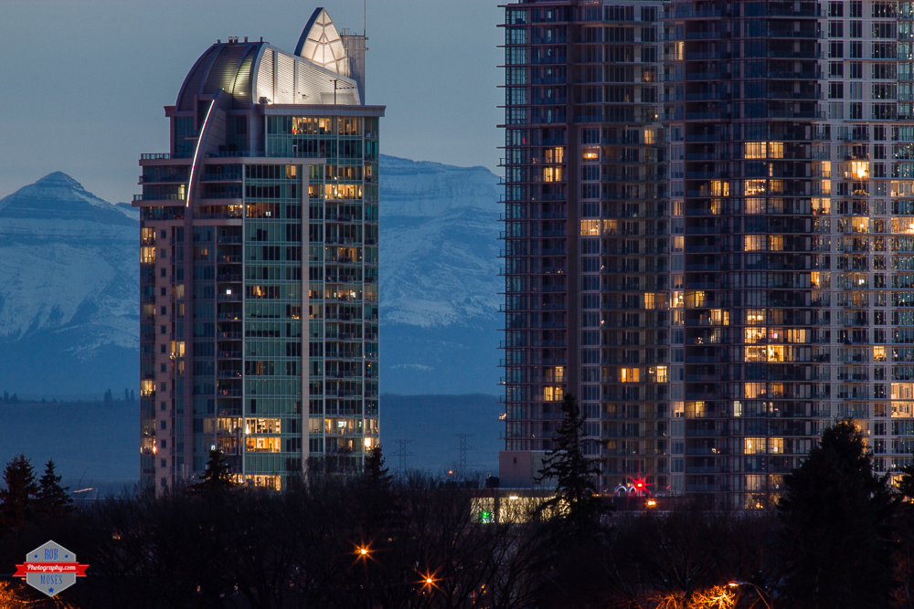 YYC condos apartments rocky mountains amazing view beautiful Rob Moses Photography Calgary Vancouver Seattle Spokane Photographer WA BC Native American Tlingit Ojibaway famous un celebrity Canadian best Portland