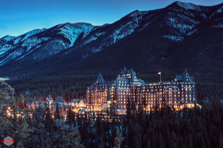 Banff Alberta Canada springs hotel mountain Rob Moses Photography Photographers Native American Famous un celebrity Portland Vancouver Calgary Seattle Tlingit Ojibawa Top Popular Best Good pdx Canadian -