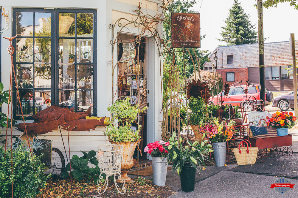 Flower store shop Port Townsend WA Washington PNW country Rob Moses Photography Photographers Native American Famous un celebrity Portland Vancouver Calgary Seattle Tlingit Ojibawa Top Popular Best Good pdx Canadian