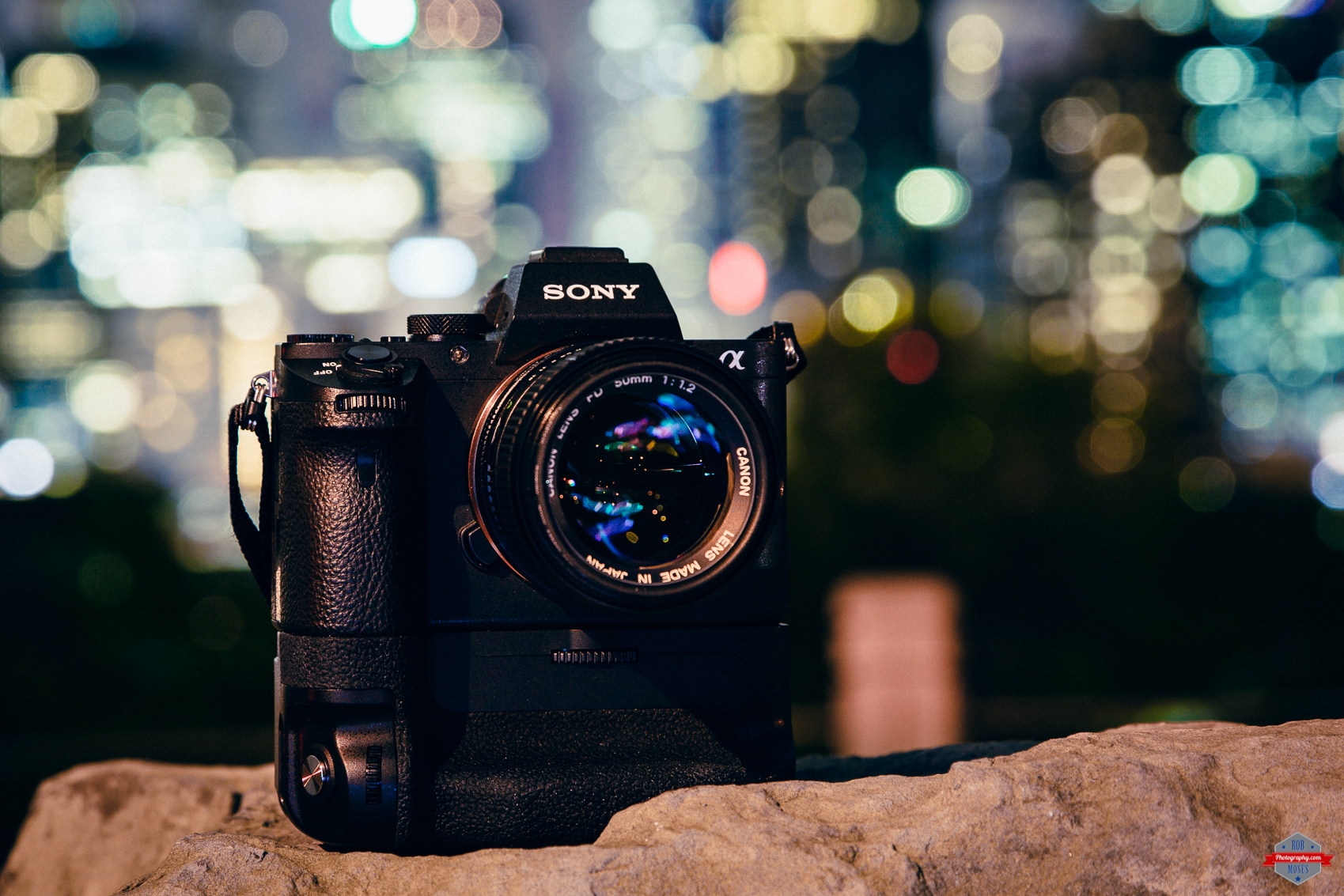 Sony A7ii Amp Canon 50mm 1 2 Rob Moses Photography