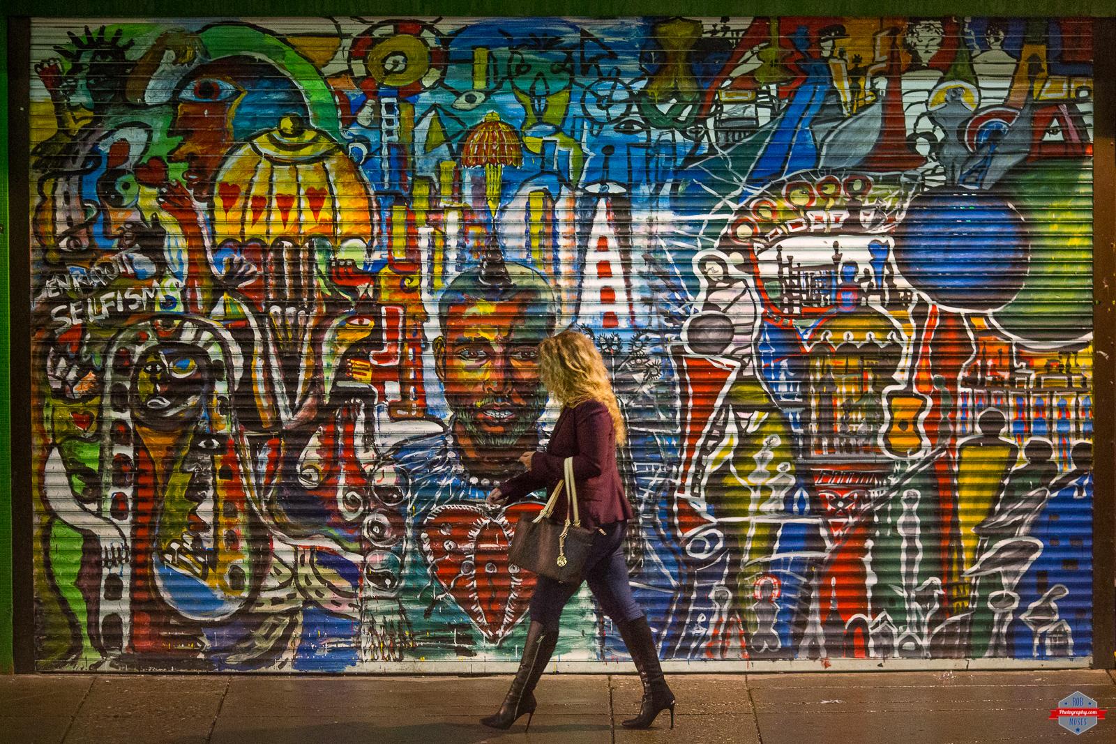 Graffiti wall calgary - Woman Girl Street Art Yyc Urban Metro Downtown City Rob Moses Photography Portland Calgary Vancouver Seattle