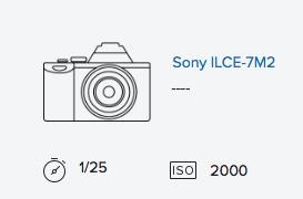 Sony a7ii & Canon FD 50mm 1.2