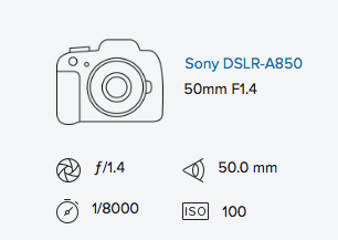Minolta 50mm 1.4