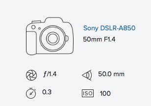 Minolta 50mm f/1.4