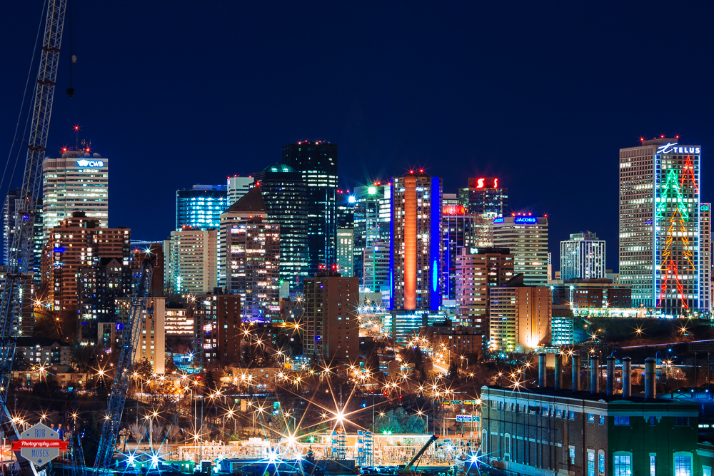 downtown-edmonton-yeg-night-skyline-buildings-rob-moses-photography-portland-calgary-vancouver-seattle-spokane-photographer-wa-bc-native-american-tlingit-ojibaway-famous-un-celebrity-canadian-best-pdx