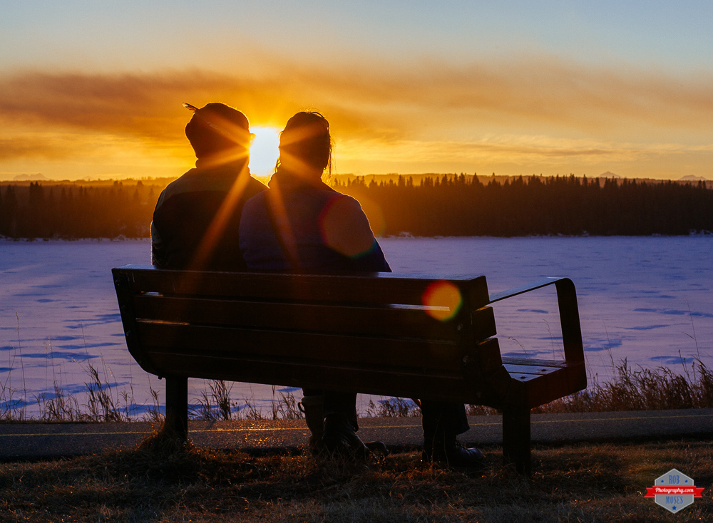 couple-yyc-sunset-bench-sky-sun-burst-rob-moses-photography-portland-calgary-vancouver-seattle-spokane-photographer-wa-bc-native-american-tlingit-ojibaway-famous-un-celebrity-canadian-best-pdx-2