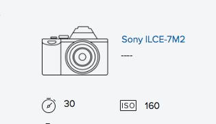 Sony a7ii & Canon FD 20mm 2.8